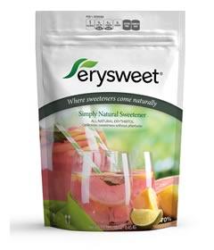 Erysweet Erythritol Sweetener, Steviva (454g) - Oman